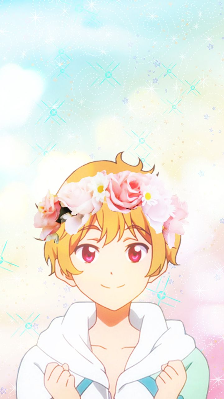 Free Es Wallpaper Nagisa Hazuki Free Eternal Summer