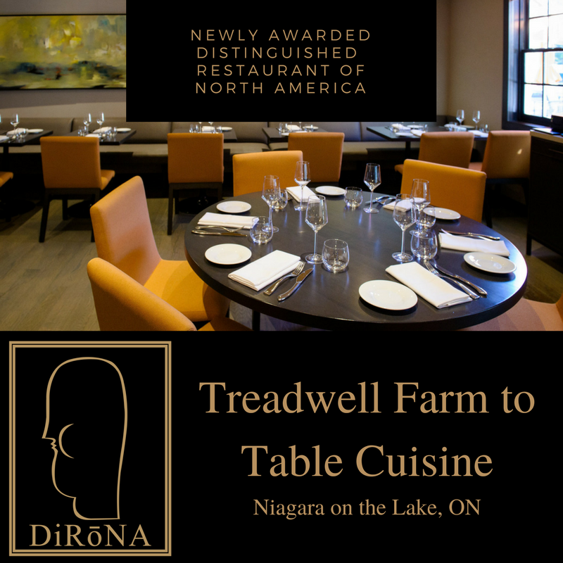 Stupendous Treadwell Cuisine In Niagara On The Lake On Dirona Awarded Download Free Architecture Designs Crovemadebymaigaardcom