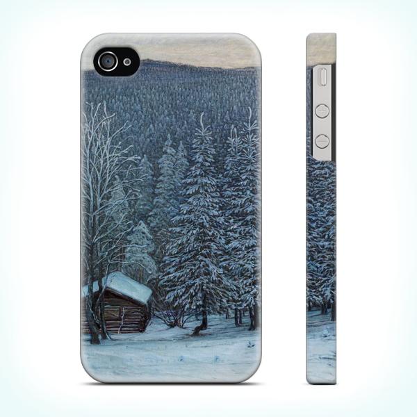 Чехол ACase для iPhone 4 | 4S The Dusk купить в интернет-магазине BeautyApple.ru.