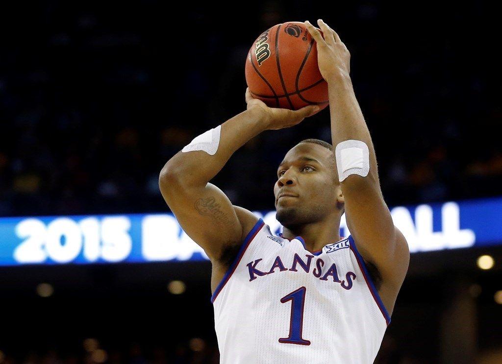 NCAA Basketball vs. New Mexico State Kansas basketball