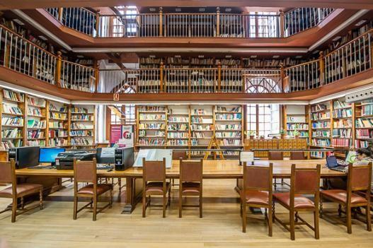 biblioteca hospital real granada