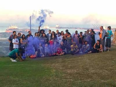 On Saturday the 28th of May, an Instameet took over Bird Street in Port Elizabeth where creative forces joined minds, where creative hands joined cameras and where creative collaborations joined in unity to colour and share the Bay.