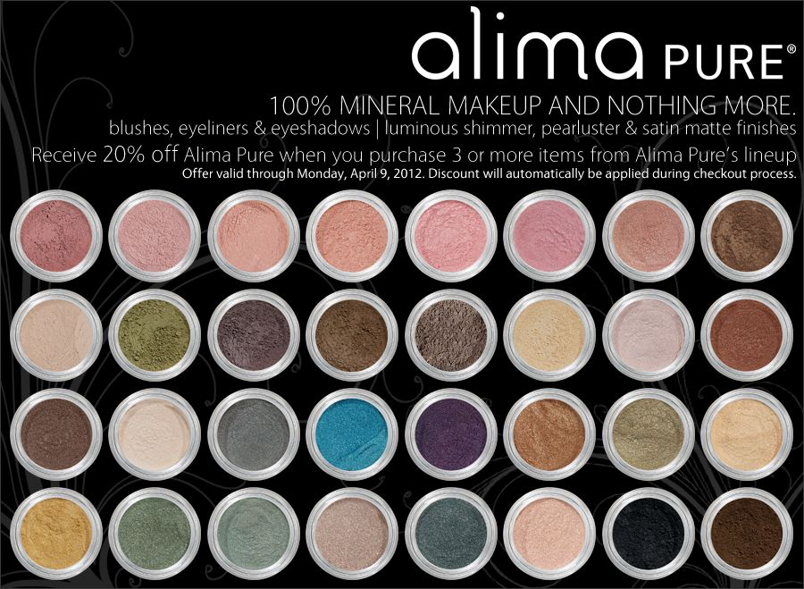 save 20 off of Alima Pure when you purchase 3 or more