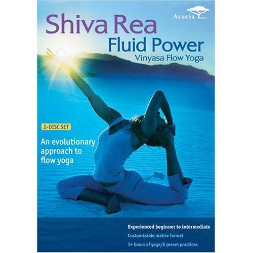 Shiva Rea Fluid Power Vinyasa Flow Yoga