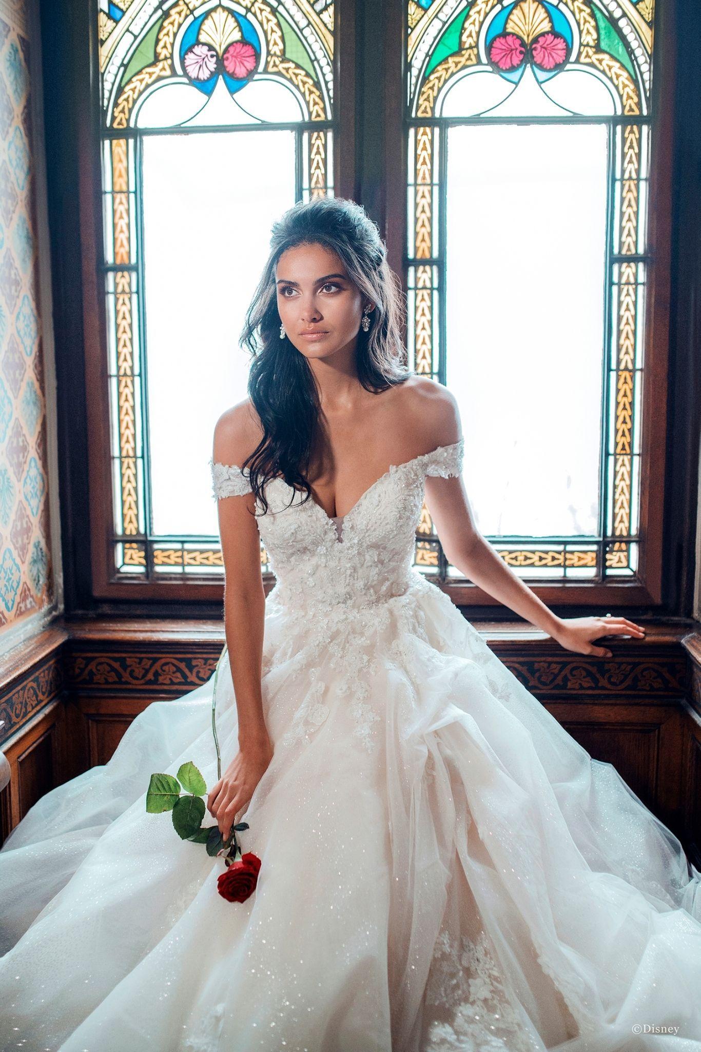 Style DP252 Belle Allure Bridals in 2020 Disney