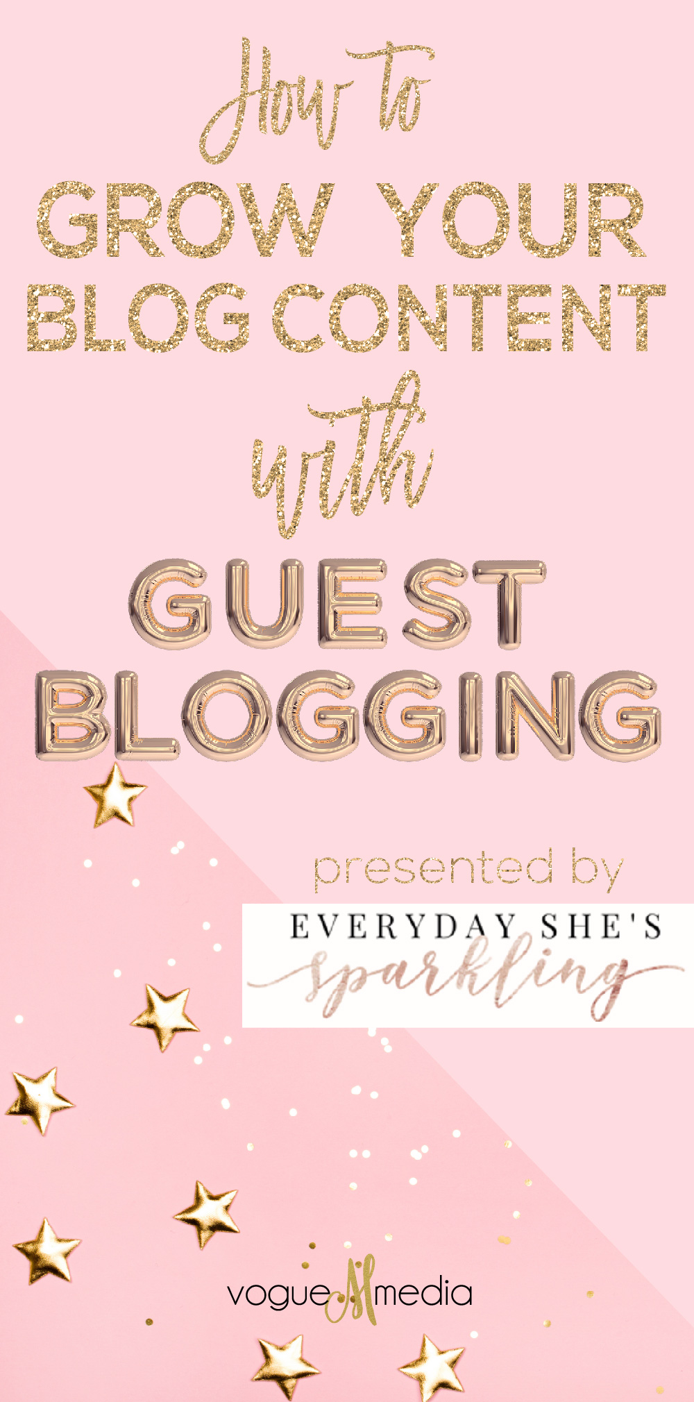 Grow Your Blog Content Fast with Guest Blogging | how to