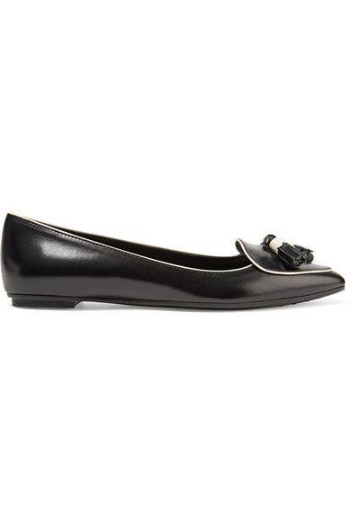 Gommino Tassle Loafers - IT38 / Brown Tod's zR5mmx9F