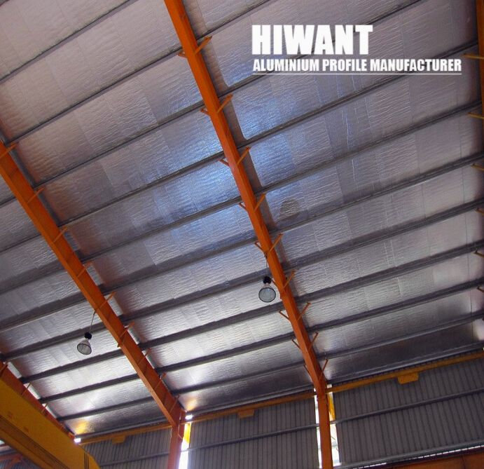 Reflective Epe Foam Foil Roofing Insulation Fireproof Aluminium Foil Foam Insulation Foil Backed Foam Foil Roof Insulation Foil Insulation Roof Insulation