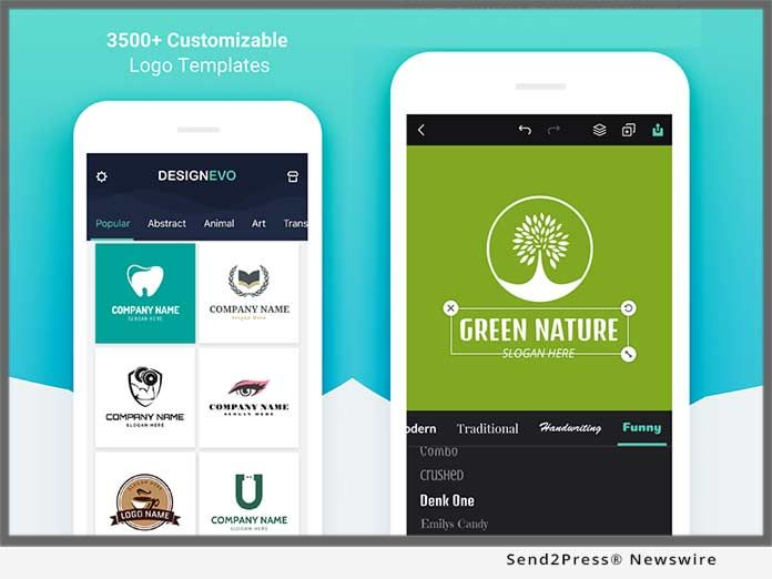 DesignEvo Brings Custom Logo Designs to Anyone with its