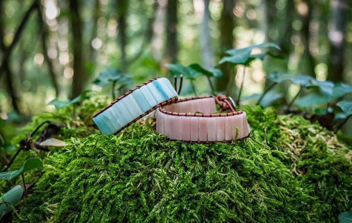 Bracelet et en pierres naturelles   Boutique