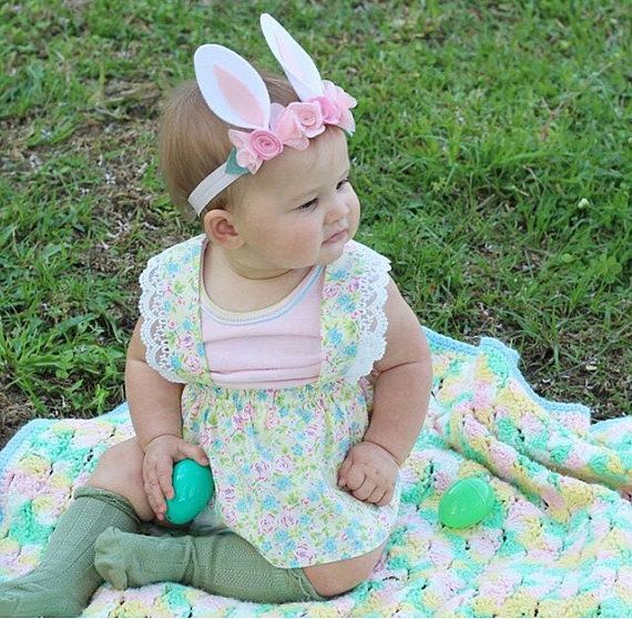 Bunny Ears Headband 0c93b766842