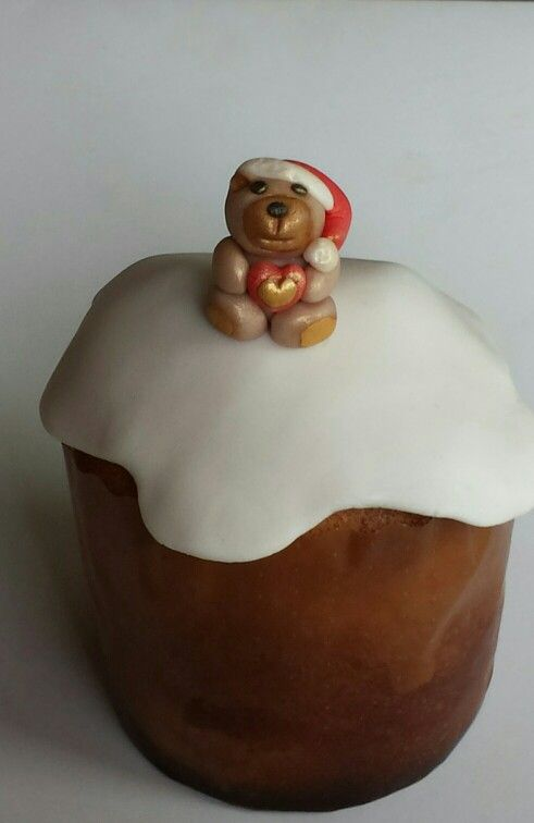 Christmas bear, creazioni di Flavia Rosa