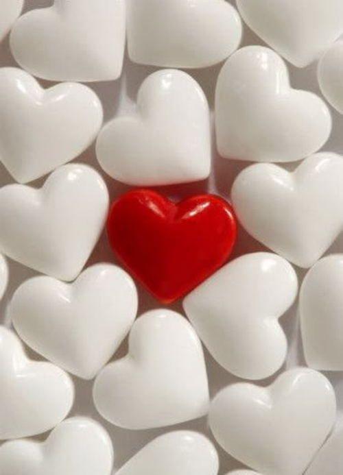 Kalp Sevgililer Sevgililer Gunu