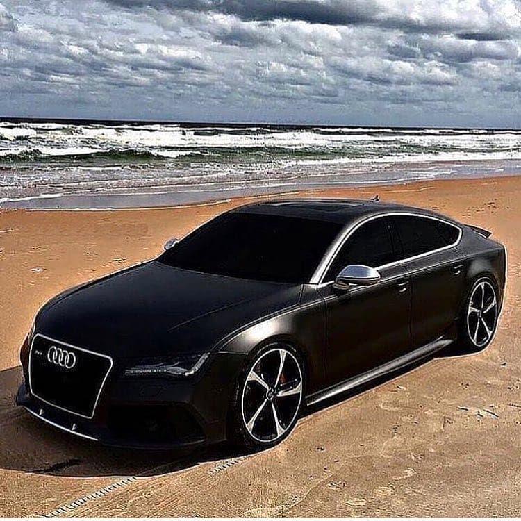 Audi Rs7, Audi E Audi Rs