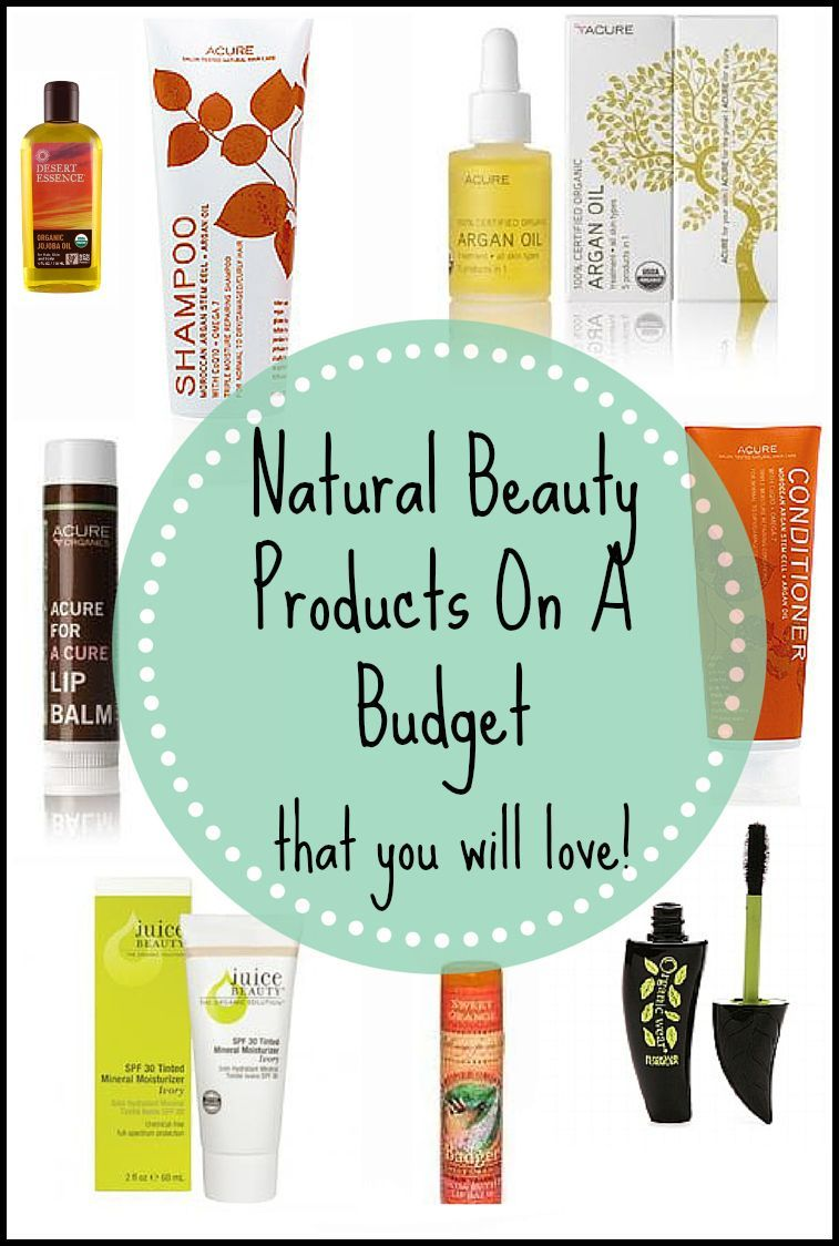 Natural Toxin Free Beauty Products That Won T Break The Bank Natural Affordable Great Way To Start In 2020 Toxin Free Beauty Free Beauty Products Budget Beauty