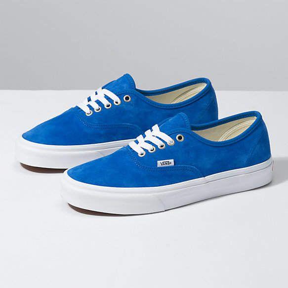 blue vans for sale