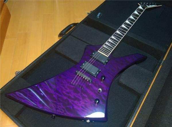 Purple Jackson Kelly