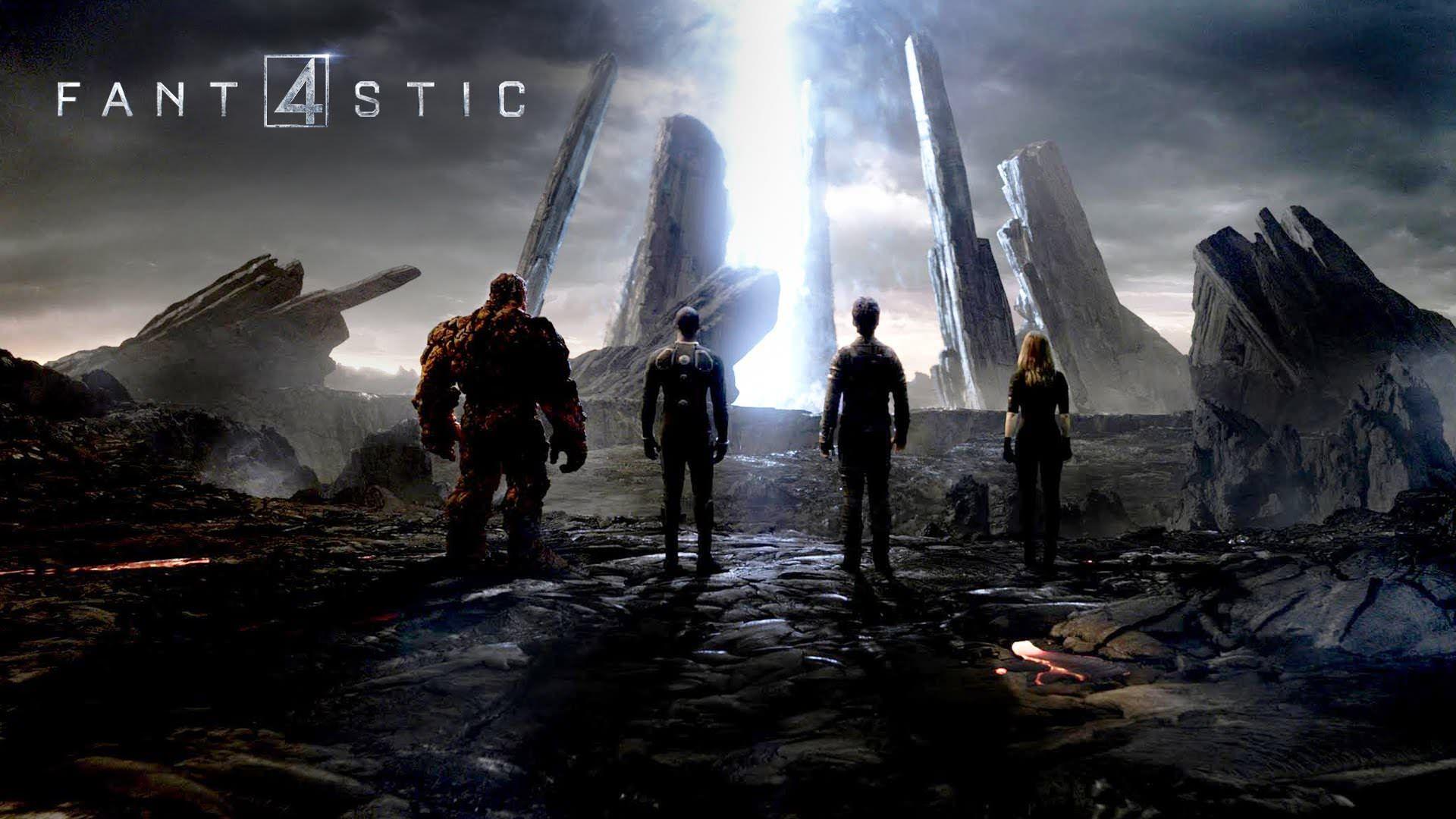 Fantastic Four Filminden Yeni Görüntüler