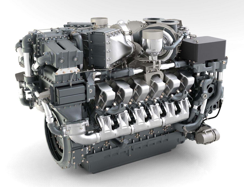Mtu Marine Engines Manuals