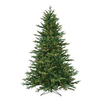 Montgomery Pine groen, kunstkerstboom zonder verlichting ...