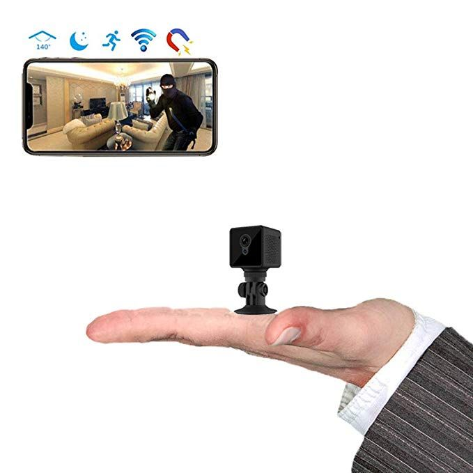 Hidden CameraSpy Camera Wireless Hidden WiFi Camera with