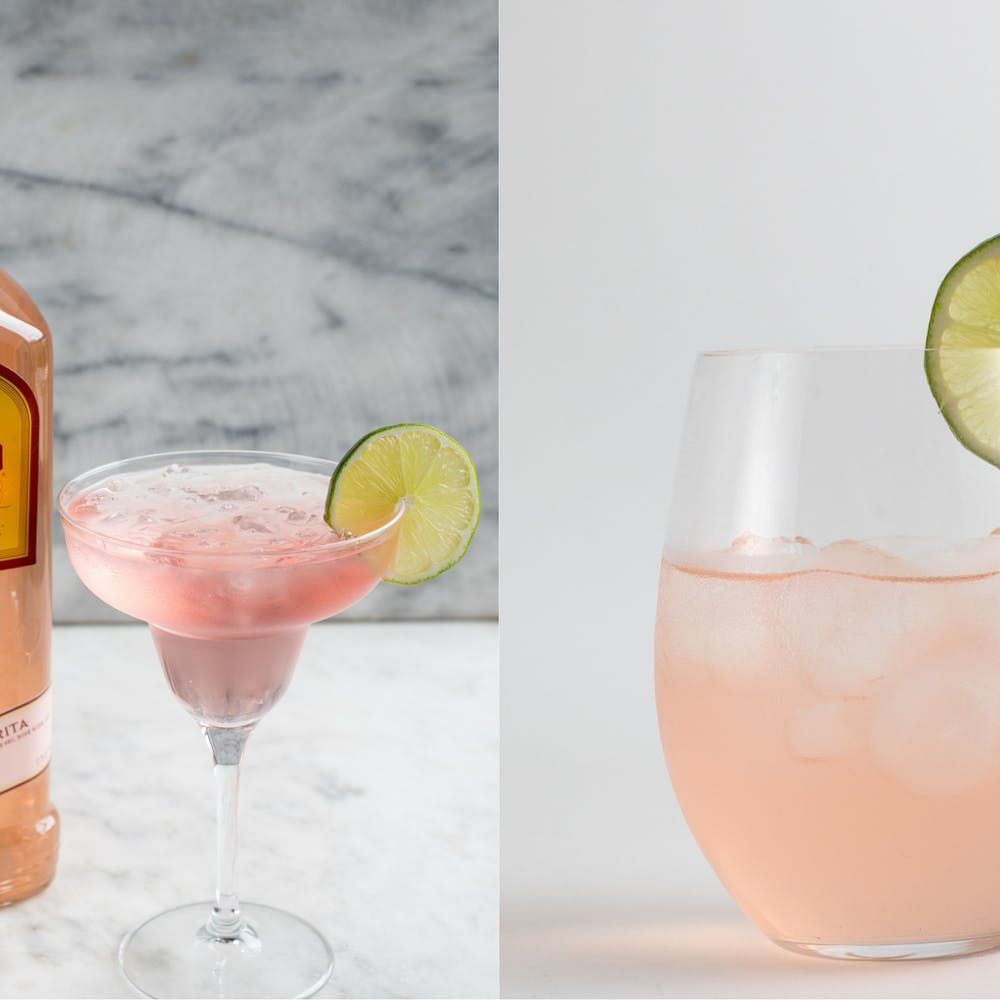 Jose Cuervo Launched A Rosé Margarita That's Ready To