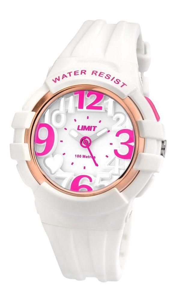 Limit Active Ladies Quartz Analogue Watch - 5576