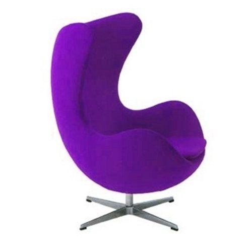 Best Egg Chair In Wool Purple Tribeca Modern Http Www 400 x 300