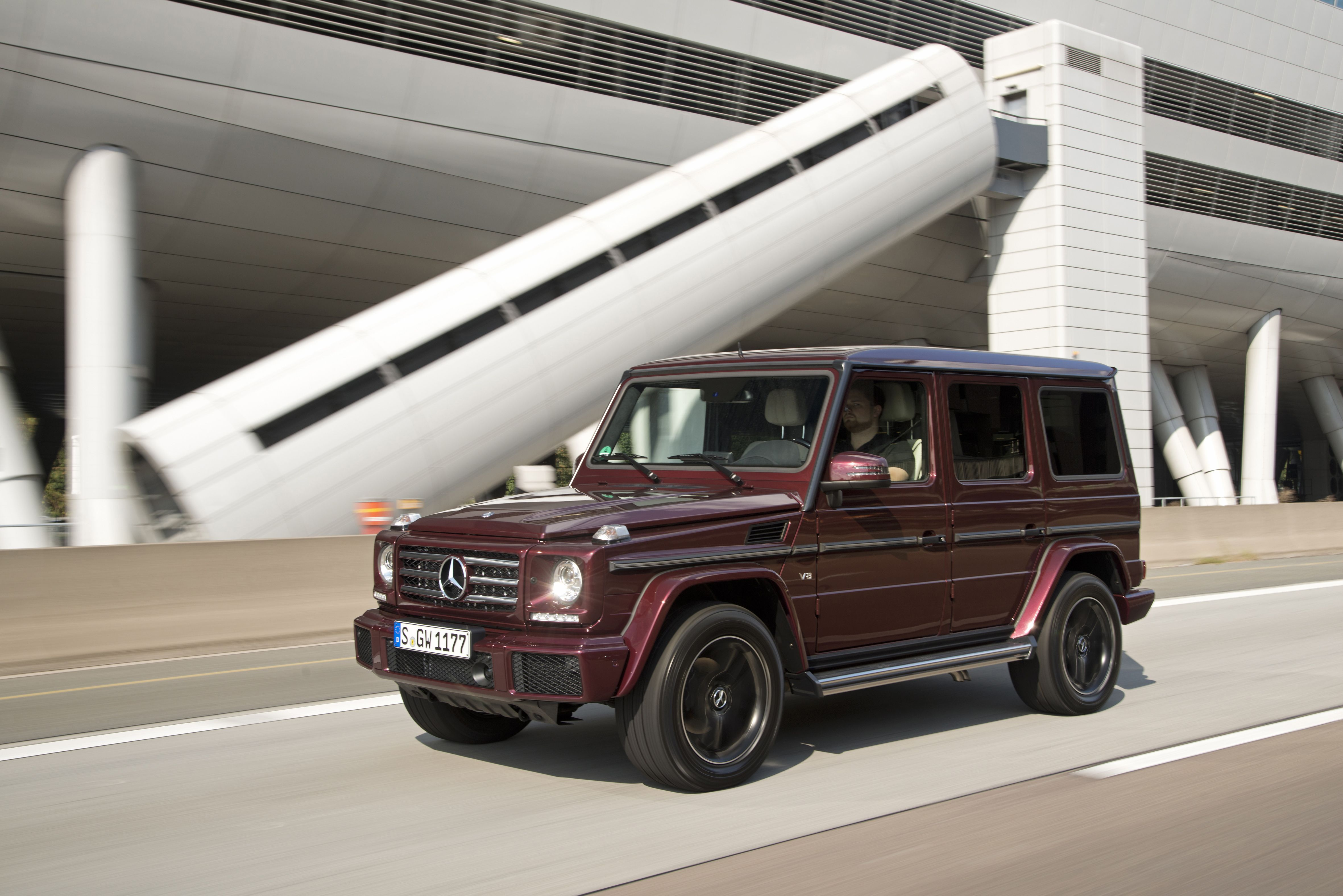 mercedes g wagon truck 2017. take a detailed look at the updated mercedes-benz g-class mercedes g wagon truck 2017