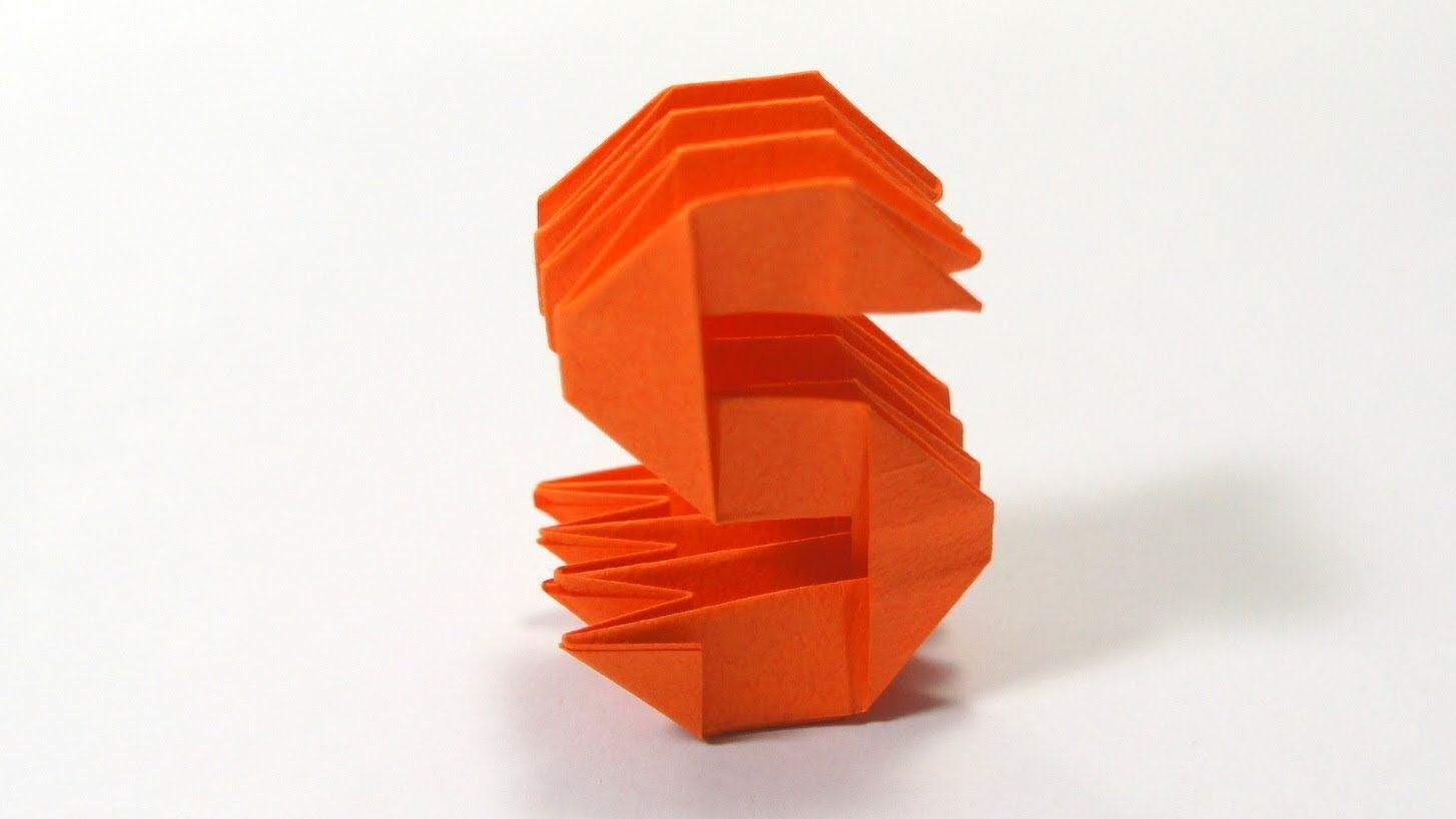 Origami Alphabet From A to Z ( Fumiaki Shingu ) Tutorial By ... | 818x1454