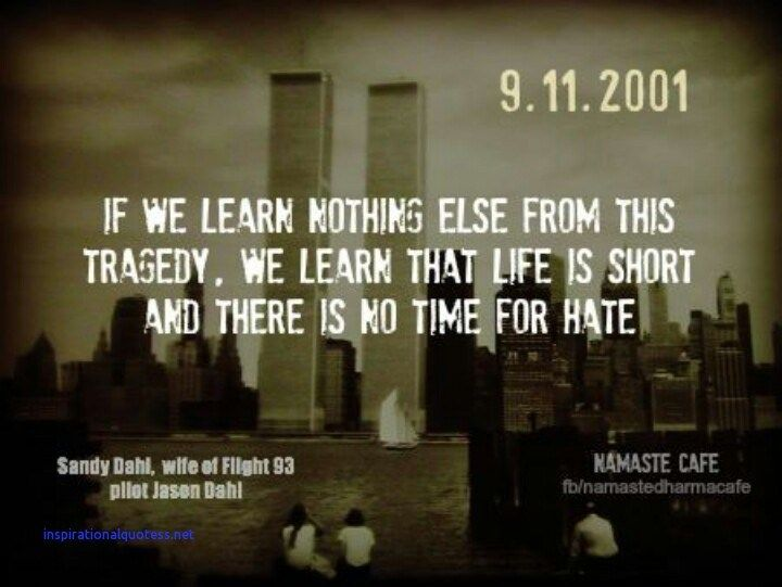 9 11 Quotes Cool Remembering September 11 Quotes Inspirational  Bill Stewart .