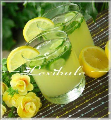 Limonade rafraîchissante