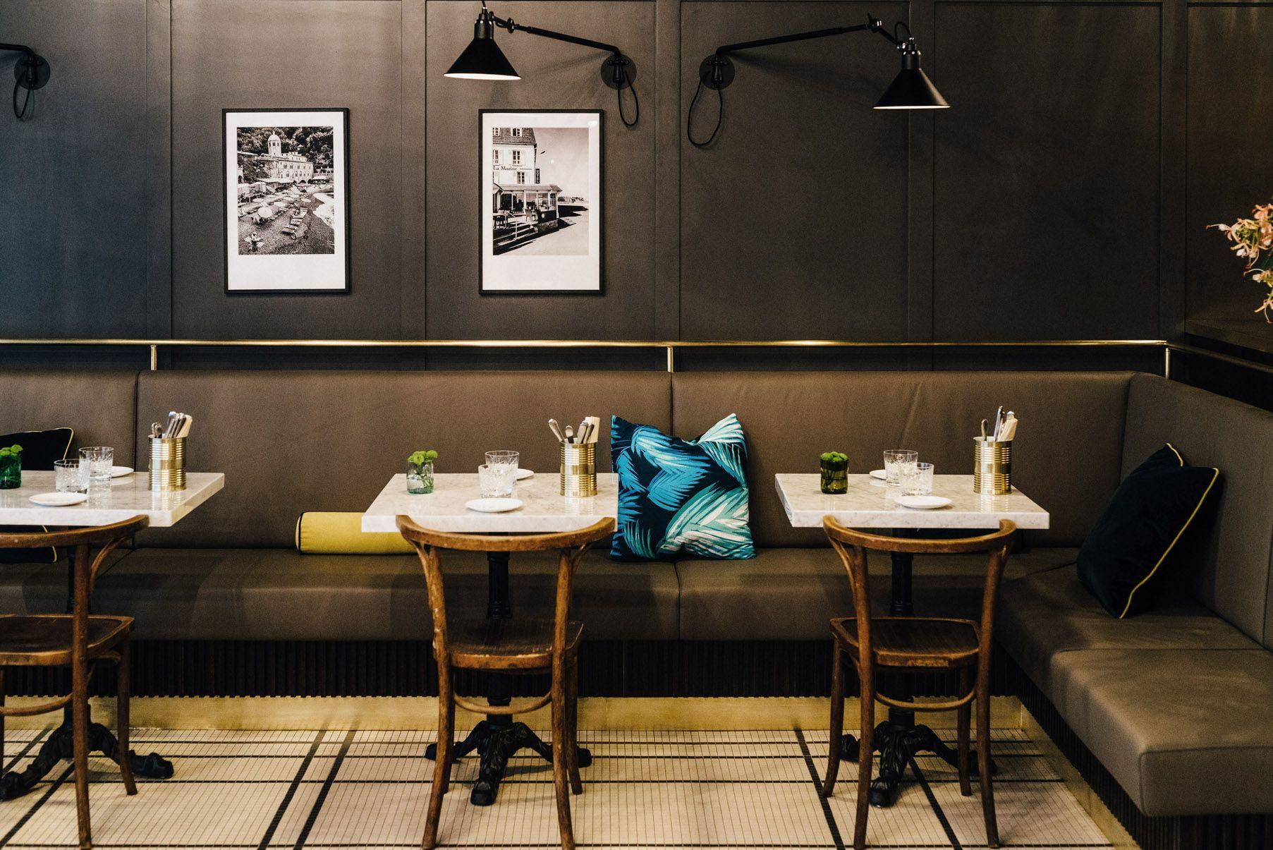tertianum - restaurant - brasserie - timber - panelling - dark