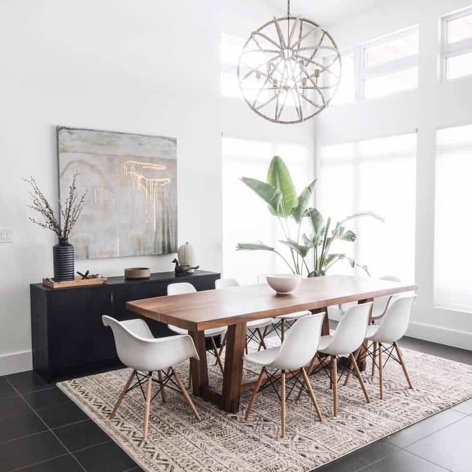 Top 5 Interior Design Trends 2020 45 Images Of Interior Trends 2020 Rustic Dining Room Decor Home Decor