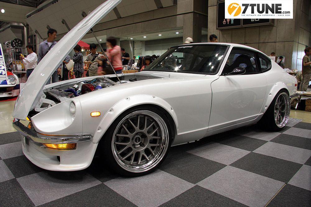 Beautiful White Pearl Z Datsun 240z, Nissan z cars