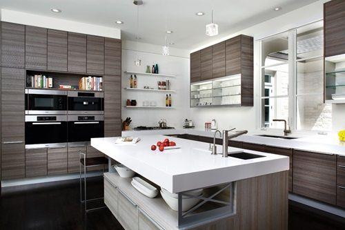 6 Amazing Modern Kitchen Design Trends   kitchen decor   Pinterest ...