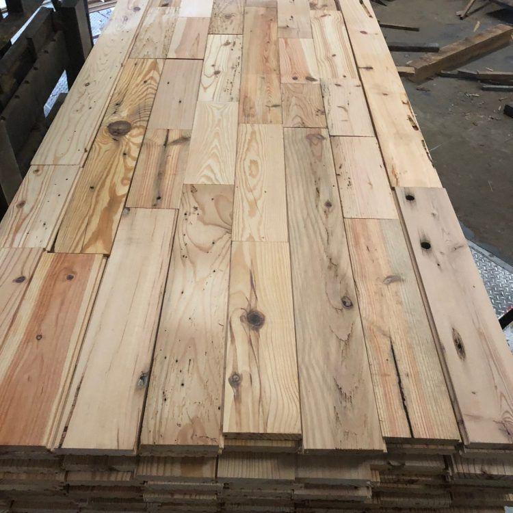 Reclaimed Heart Pine Mixed With Hemlock Southern Yellow Pine T G 400 Sq Ft Southern Yellow Pine Heart Pine Flooring Heart Pine