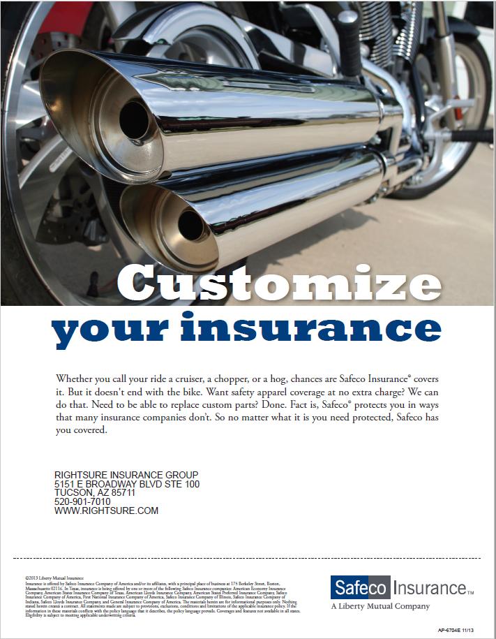 SAFECO INSURANCE AGENT in ARIZONA   Arizona, Insurance agent
