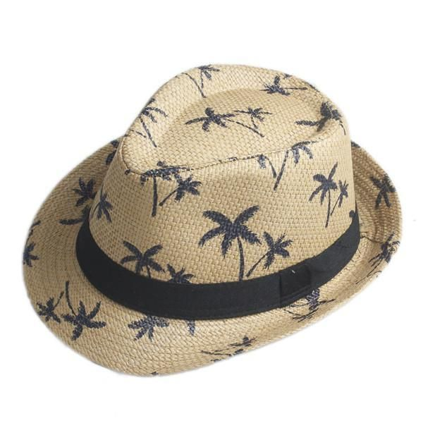 d297b39adc22a Children Summer Straw Sun Hat