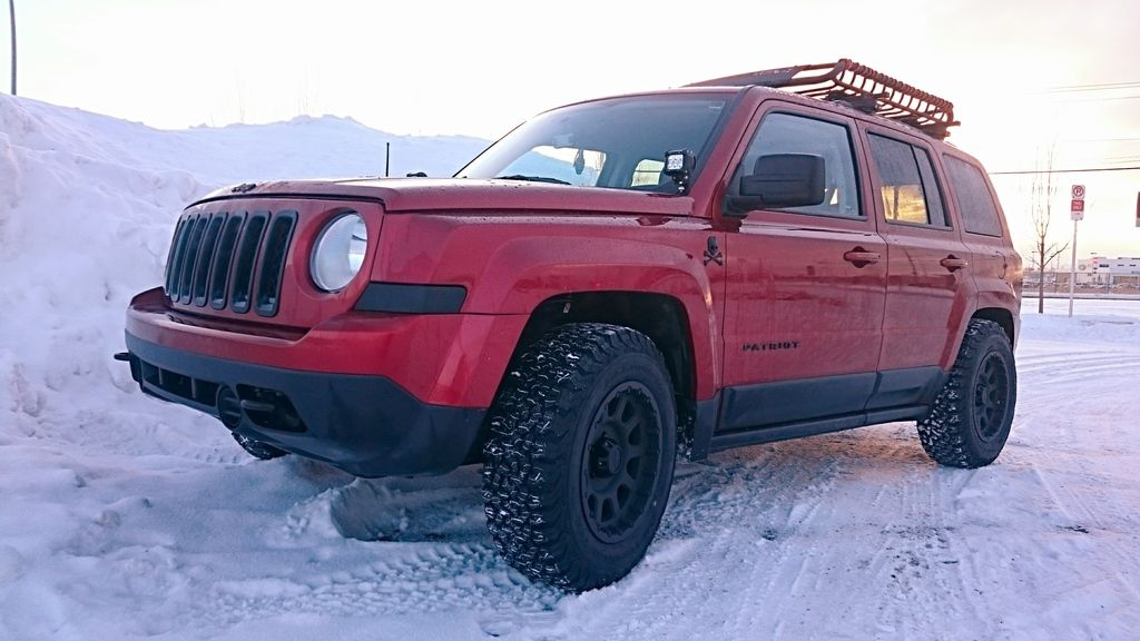 Replace Red With Gray Jeep Patriot Jeep Patriot Sport Jeep Gear
