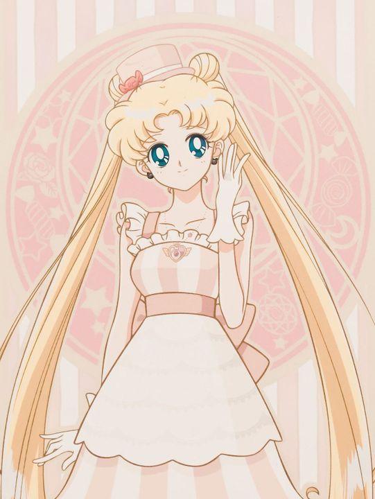 Imágenes de Sailor Moon ✨Terminada✨ - ❤️Imágenes de Rei (4)❤️