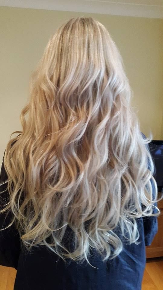 18 Hot Fusion Hair Extensions Fusion Hair Extension Pinterest
