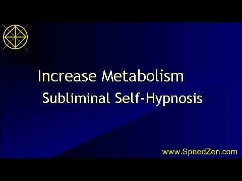 Increase Metabolism - Subliminal Weight Loss (MP3 Download