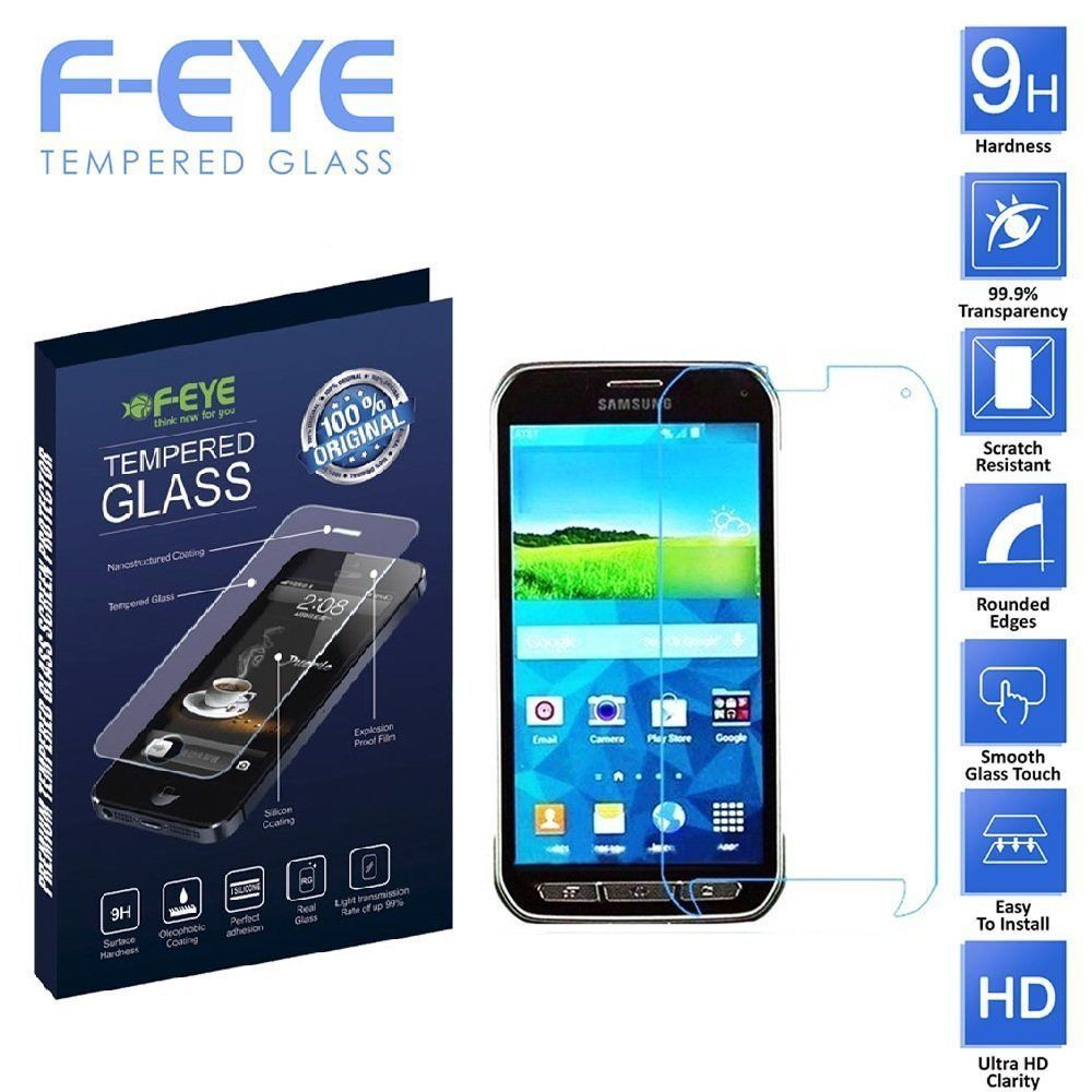 Feye tempered glass screen protector for samsung g870