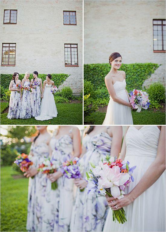 Elegant Pastel Wedding
