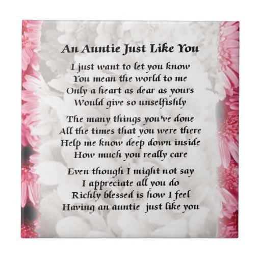 Special Aunt Quotes - Google Search