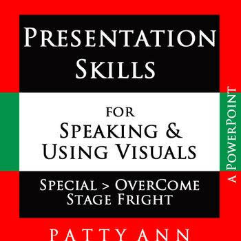 PRESENTATION SKILLS 4 Speaking  Using Visual Aids is a PowerPoint