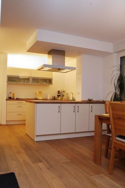 Holzdielen in der küche  Holzdielen in der Küche | Kitchen Interior | Pinterest ...