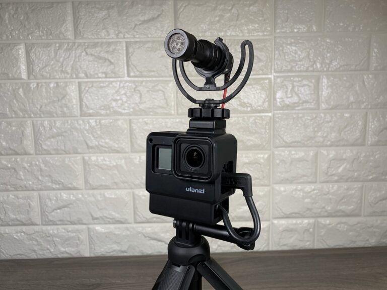 GoPro Vlogging Case Gopro, Gopro hero, Vlogging