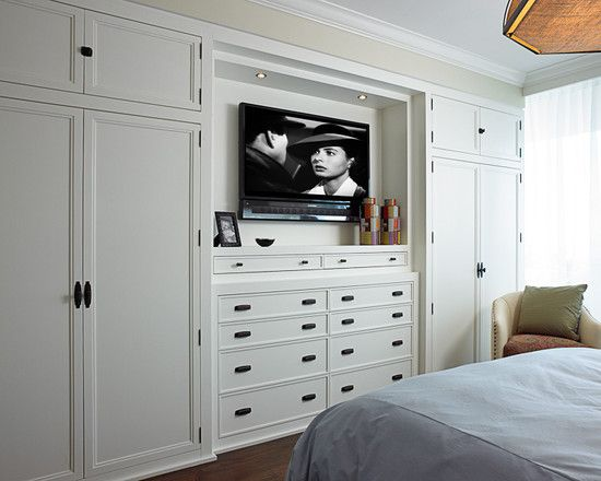 Beautiful Built Ins for Bedroom